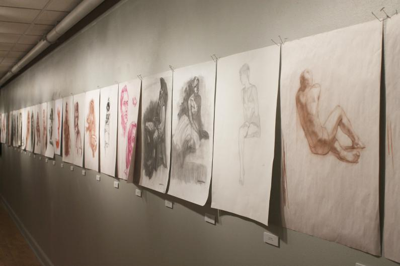 2014 annual figure drawing show